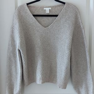 H&M sweater worn once